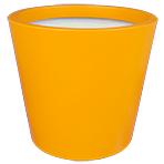 Pot de fleurs conique large