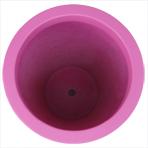 Pot de fleurs conique - détail