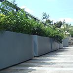 Bac jardinière basse JA40-140-40