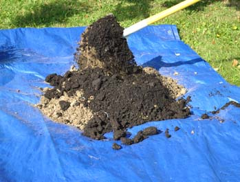 mélange terreau terre